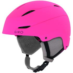 Giro Ceva Helm Damen matte bright pink